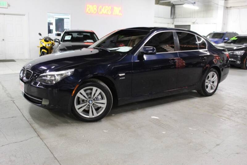 2009 BMW 5 Series for sale in Denver, CO