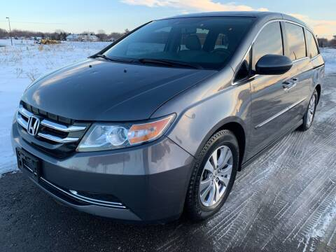 2014 Honda Odyssey for sale at ONG Auto in Farmington MN
