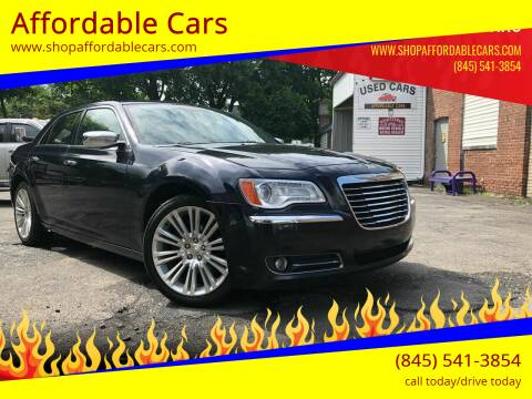 2011 Chrysler 300 for sale at Affordable Cars in Kingston NY