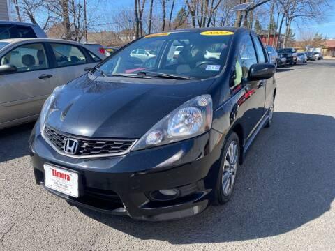 2013 Honda Fit for sale at Elmora Auto Sales in Elizabeth NJ