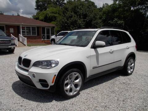 2013 BMW X5 for sale at Carolina Auto Connection & Motorsports in Spartanburg SC