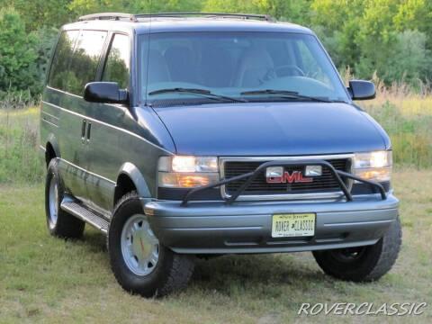 2004 GMC Safari for sale at Isuzu Classic in Cream Ridge NJ