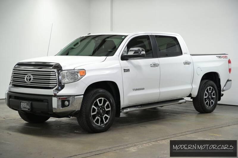 2017 Toyota Tundra for sale at Modern Motorcars in Nixa MO