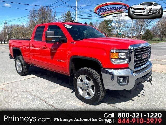 2019 GMC Sierra 2500HD for sale at Phinney's Automotive Center in Clayton NY