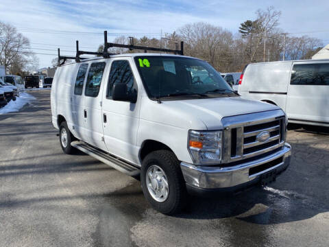 2014 Ford E-Series Cargo for sale at Auto Towne in Abington MA