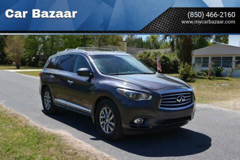 2014 Infiniti QX60 for sale at Car Bazaar in Pensacola FL