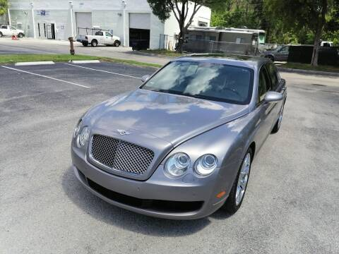 2006 Bentley Continental for sale at Best Price Car Dealer in Hallandale Beach FL
