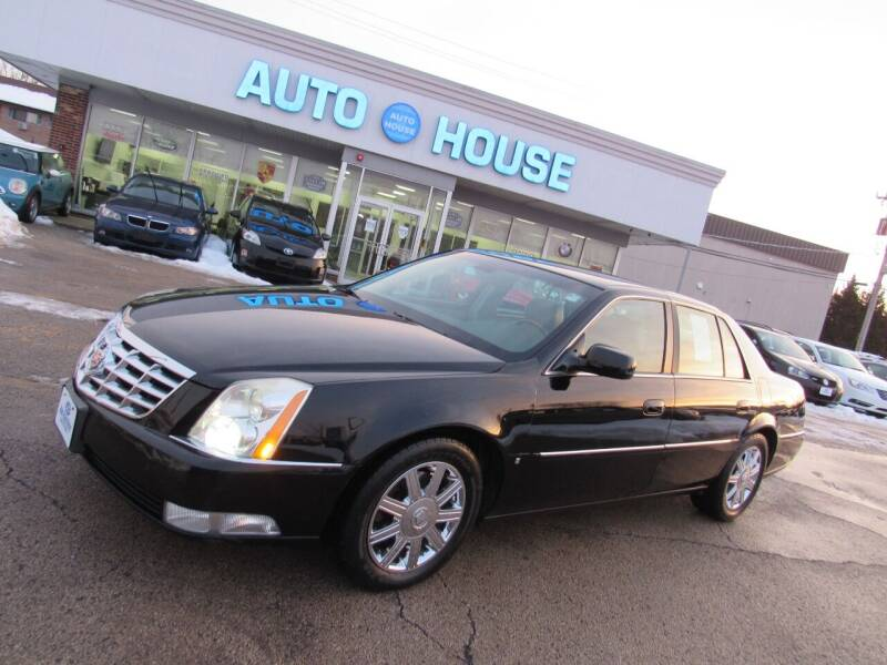 2006 Cadillac DTS for sale at Auto House Motors in Downers Grove IL