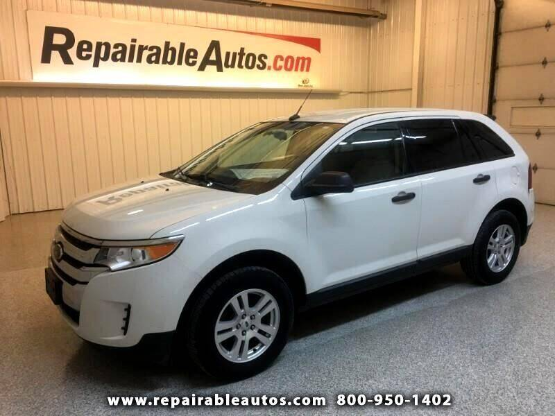 2011 Ford Edge for sale at Ken's Auto in Strasburg ND