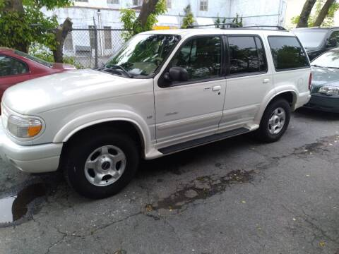 2001 Ford Explorer for sale at Autos Under 5000 + JR Transporting in Island Park NY