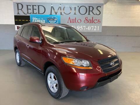 2008 Hyundai Santa Fe for sale at REED MOTORS LLC in Phoenix AZ
