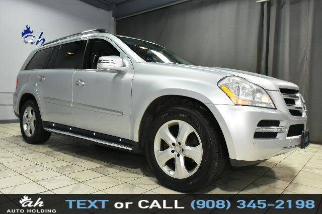 2012 Mercedes-Benz GL-Class for sale at AUTO HOLDING in Hillside NJ