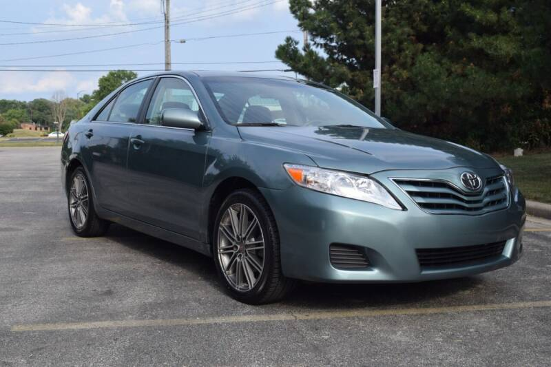 2010 Toyota Camry for sale at NEW 2 YOU AUTO SALES LLC in Waukesha WI