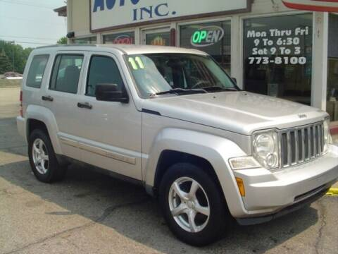 2011 Jeep Liberty for sale at G & L Auto Sales Inc in Roseville MI