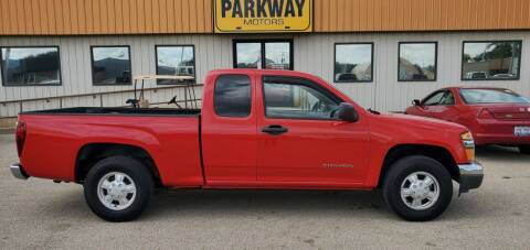 2005 GMC Canyon for sale at Parkway Motors in Springfield IL