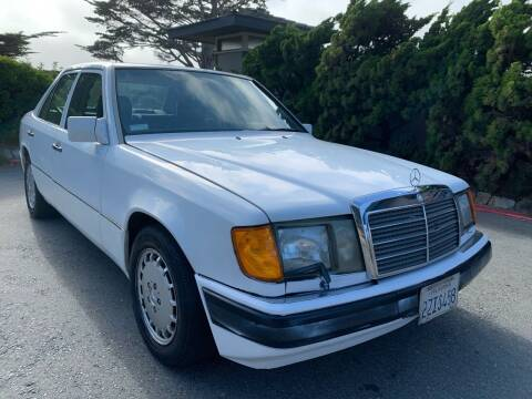 1992 Mercedes-Benz 300-Class for sale at Dodi Auto Sales in Monterey CA