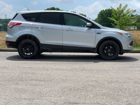 2014 Ford Escape for sale at Tennessee Valley Wholesale Autos LLC in Huntsville AL