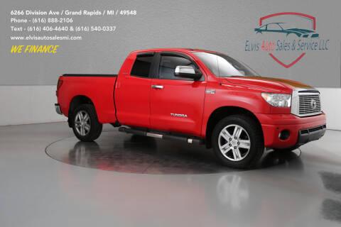 2011 Toyota Tundra for sale at Elvis Auto Sales LLC in Grand Rapids MI