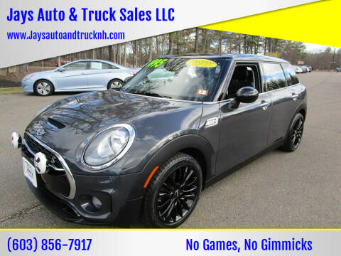2016 MINI Clubman for sale at Jays Auto & Truck Sales LLC in Loudon NH