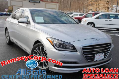 2015 Hyundai Genesis for sale at Ramsey Corp. in West Milford NJ