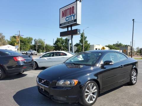 2010 Volvo C70 for sale at Motor City Sales in Wichita KS