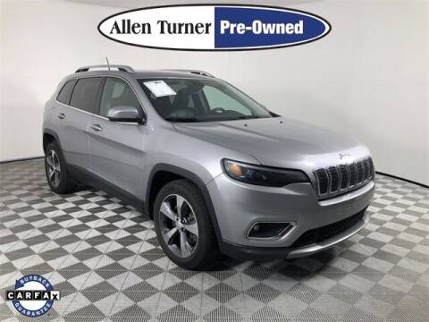 2019 Jeep Cherokee for sale at Allen Turner Hyundai in Pensacola FL