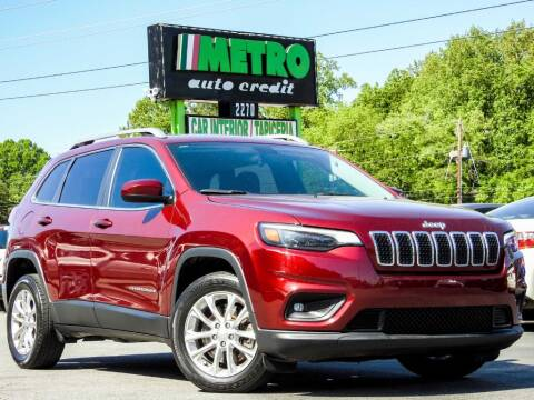 2019 Jeep Cherokee for sale at Used Imports Auto - Metro Auto Credit in Smyrna GA