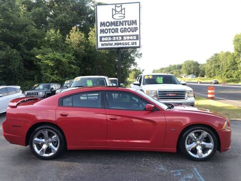 2012 Dodge Charger for sale at Momentum Motor Group in Lancaster SC