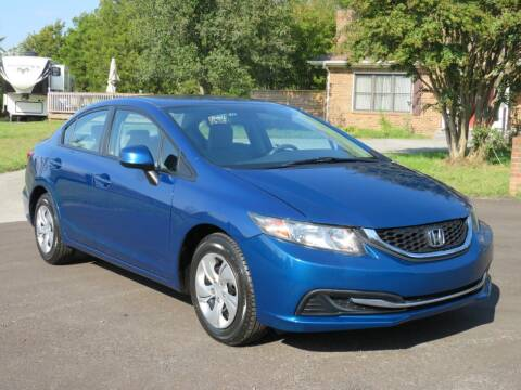 2013 Honda Civic for sale at Sevierville Autobrokers LLC in Sevierville TN