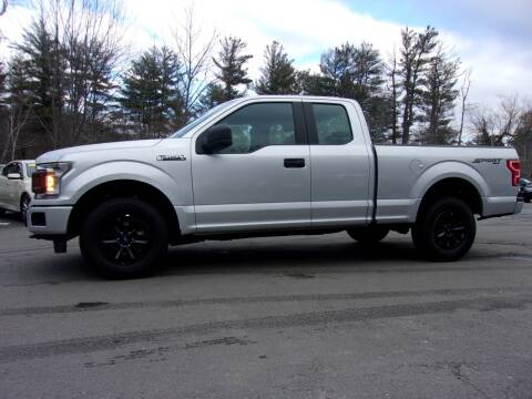 2018 Ford F-150 for sale at Mark's Discount Truck & Auto Sales in Londonderry NH