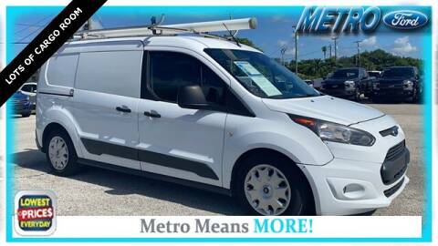 2015 Ford Transit Connect Cargo for sale at Your First Vehicle in Miami FL