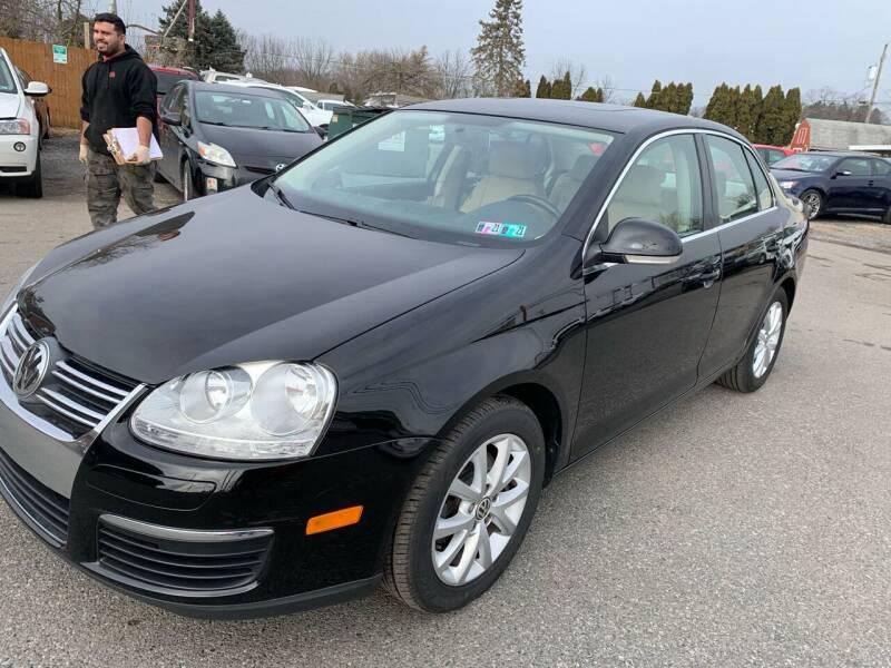2010 Volkswagen Jetta for sale at Sam's Auto in Akron PA