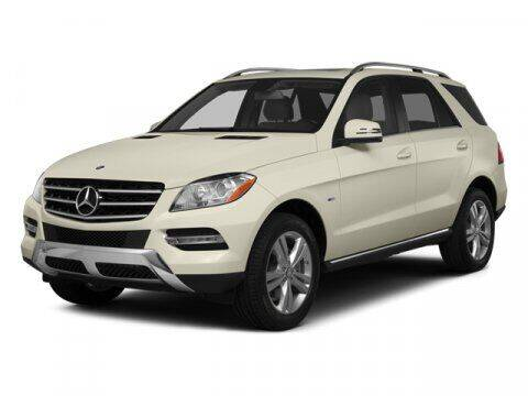 2014 Mercedes-Benz M-Class for sale at DAVID McDAVID HONDA OF IRVING in Irving TX