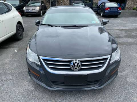 2012 Volkswagen CC for sale at 390 Auto Group in Cresco PA