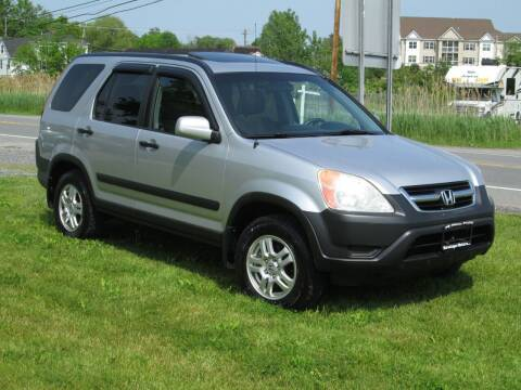 2004 Honda CR-V for sale at Saratoga Motors in Gansevoort NY