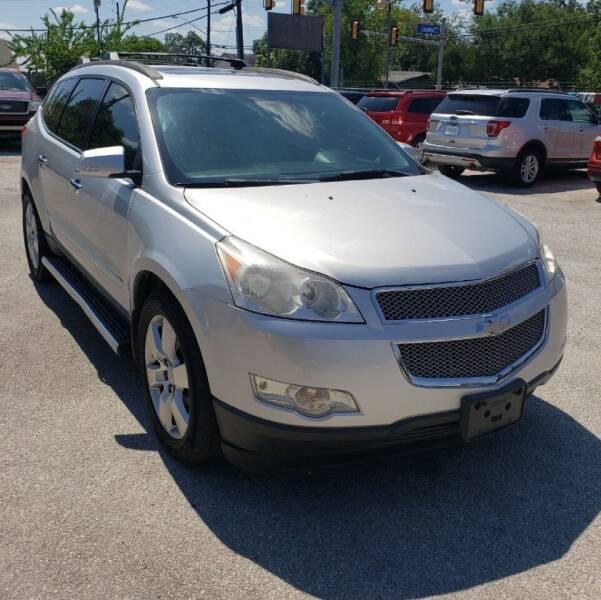 2011 Chevrolet Traverse for sale at Apex Auto SA in San Antonio TX
