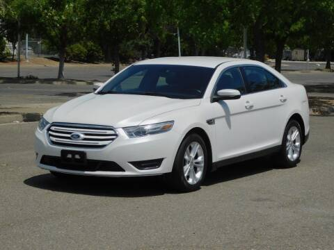2013 Ford Taurus for sale at General Auto Sales Corp in Sacramento CA