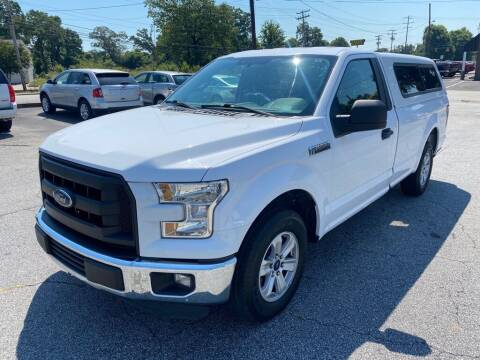 2015 Ford F-150 for sale at Brewster Used Cars in Anderson SC