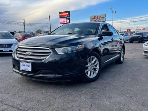 2014 Ford Taurus for sale at Five Stars Auto Sales in Denver CO