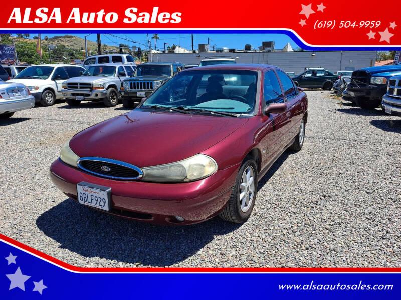 1999 Ford Contour for sale in El Cajon, CA