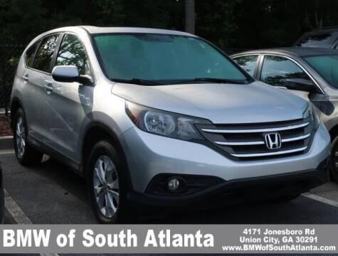 2014 Honda CR-V for sale at Carol Benner @ BMW of South Atlanta in Union City GA