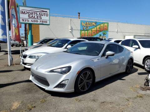 2013 Scion FR-S for sale at Imports Auto Sales & Service in Alameda CA