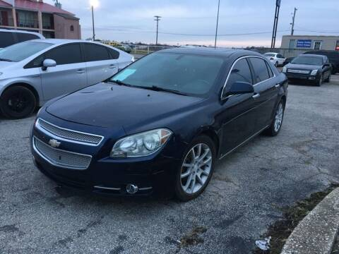 2009 Chevrolet Malibu for sale at Drive Today Auto Sales in Mount Sterling KY