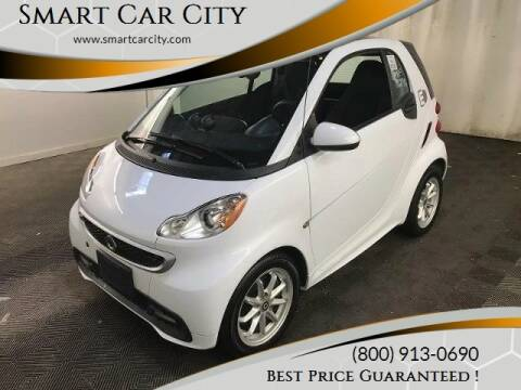 2015 Smart fortwo electric drive for sale at Smart Car City in Staten Island NY