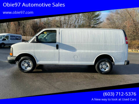 2014 Chevrolet Express Cargo for sale at Obie97 Automotive Sales in Londonderry NH