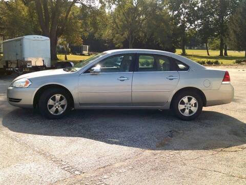 2008 Chevrolet Impala for sale at Brown's Truck Accessories Inc in Forsyth IL