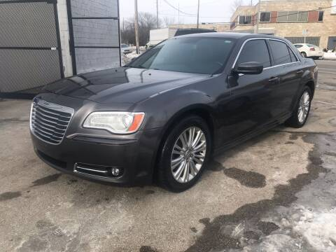 2013 Chrysler 300 for sale at Square Business Automotive in Milwaukee WI