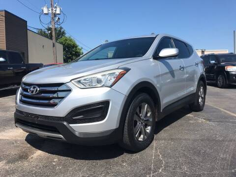 2013 Hyundai Santa Fe Sport for sale at Saipan Auto Sales in Houston TX