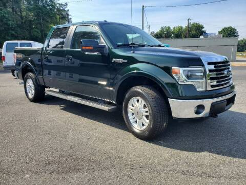2014 Ford F-150 for sale at Brown's Used Auto in Belmont NC