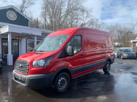 2015 Ford Transit Cargo for sale at Ocean State Auto Sales in Johnston RI